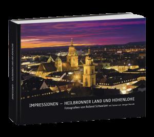 Impressionen - Heilbronner Land und Hohenlohe (Bildband Titel)