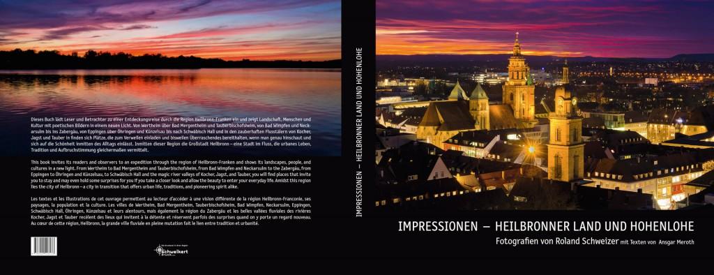 Impressionen - Heilbronner Land und Hohenlohe (Bildband Umschlag)