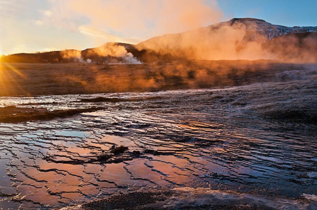 Atem der Erde (Island) © Roland Schweizer