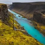 Blue and Green (Island) © Roland Schweizer