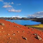 Blue and Red (Island) © Roland Schweizer