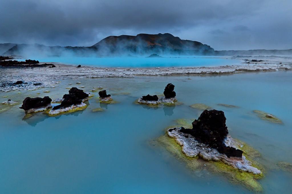 Blue Hour (Island) © Roland Schweizer
