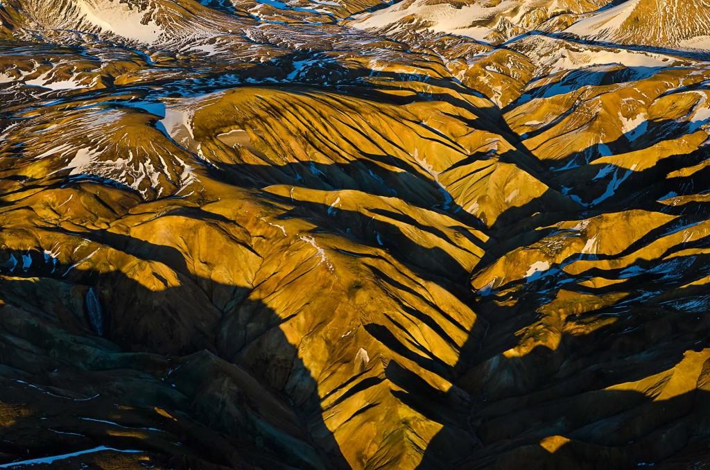 Last Light (Landmannalaugar, Island) © Roland Schweizer