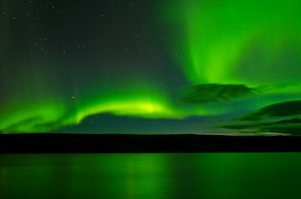 Northern Light (Island) © Roland Schweizer