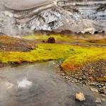 Hraftinusker (Island) © Roland Schweizer