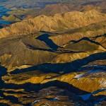 Landmannalaugar (Luftbild, Island) © Roland Schweizer
