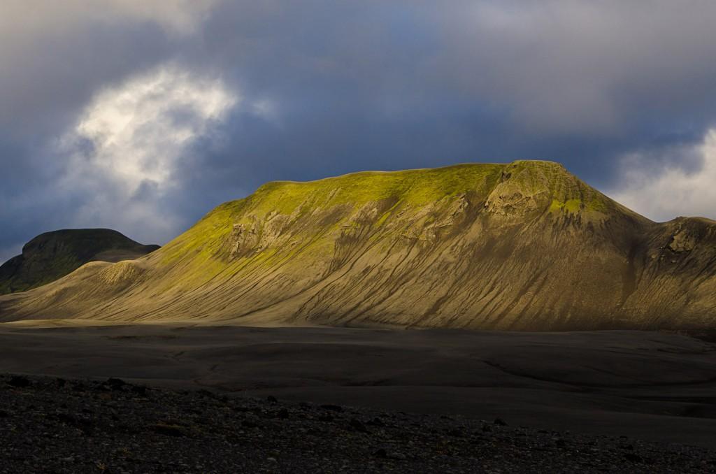 Ruhe vor dem-Sturm (Island) © Roland Schweizer