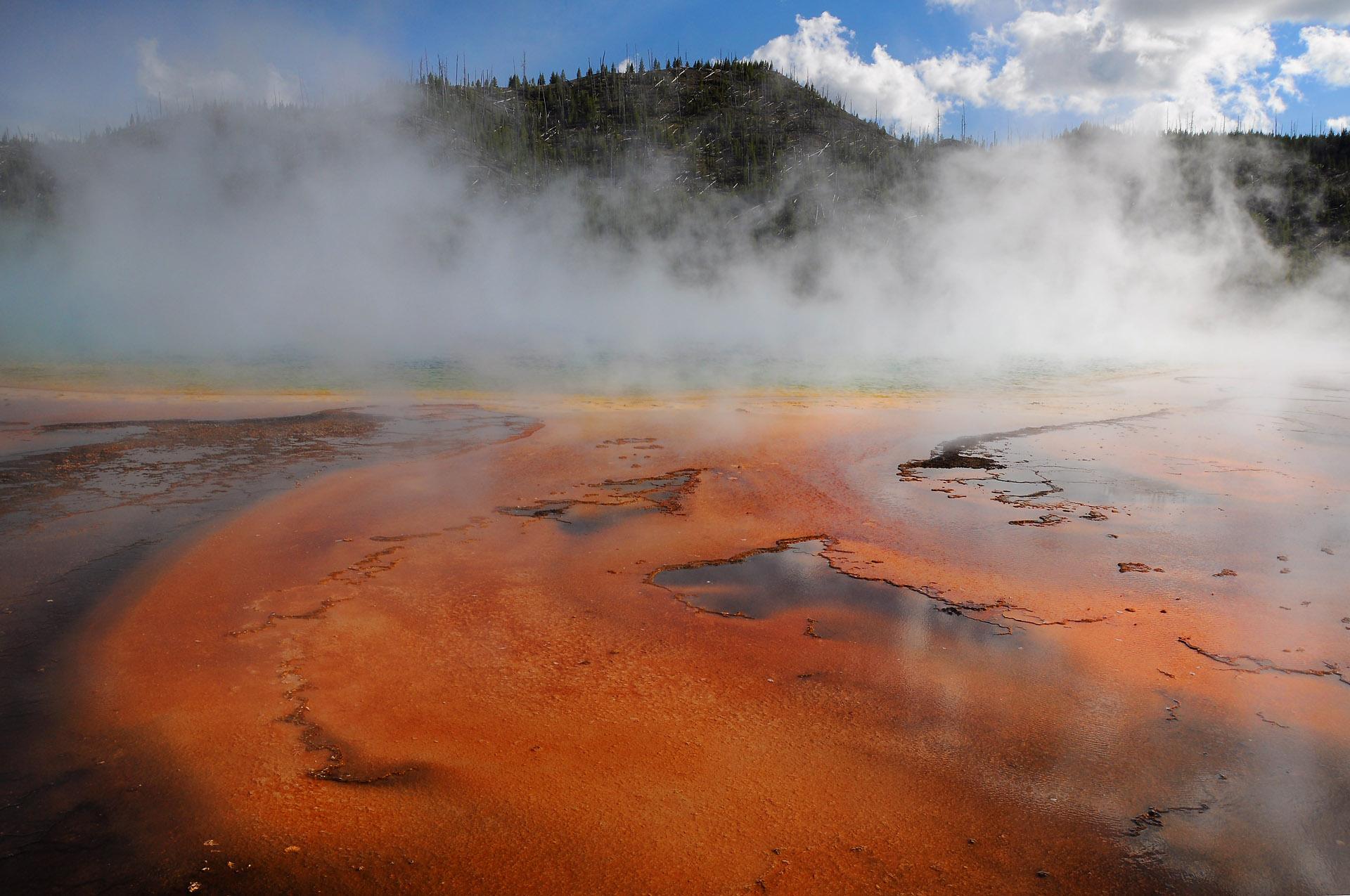 Yellowstone (USA) © Roland Schweizer