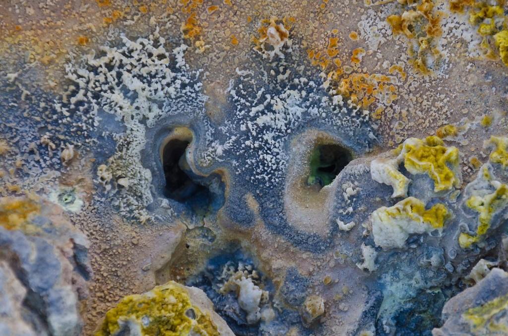 Augen der Erde (Island) © Roland Schweizer
