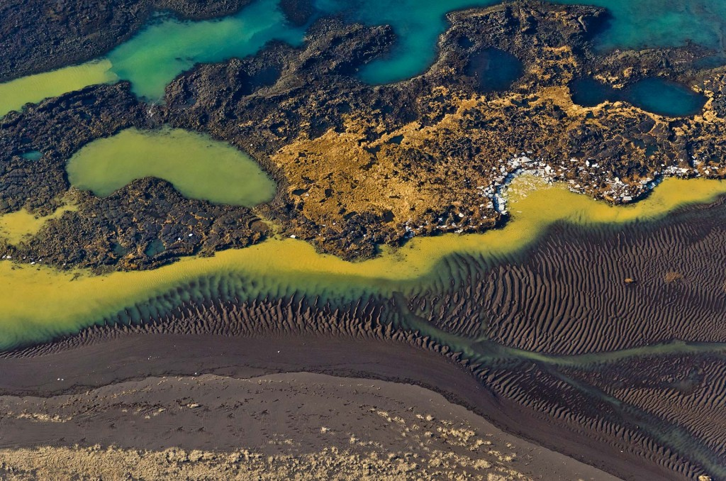 Im Farbenmeer (Island) © Roland Schweizer