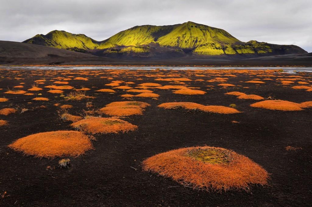Island im Herbst © Roland Schweizer