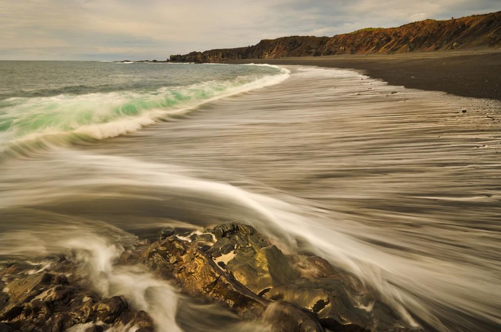 Brandung Snaefellsnes (Island) © Roland Schweizer