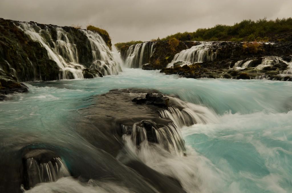 Bruarfoss (Island) © Roland Schweizer