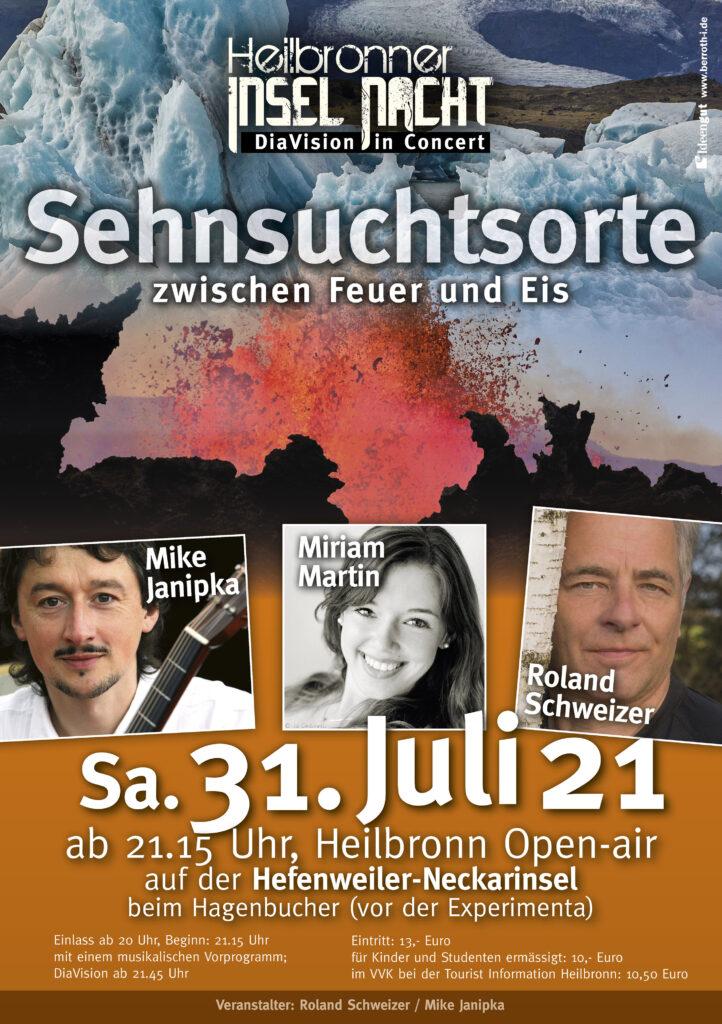 Heilbronner Inselnacht 2021